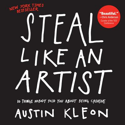 Steal Like an Artist Special Buy – Now 23% Off