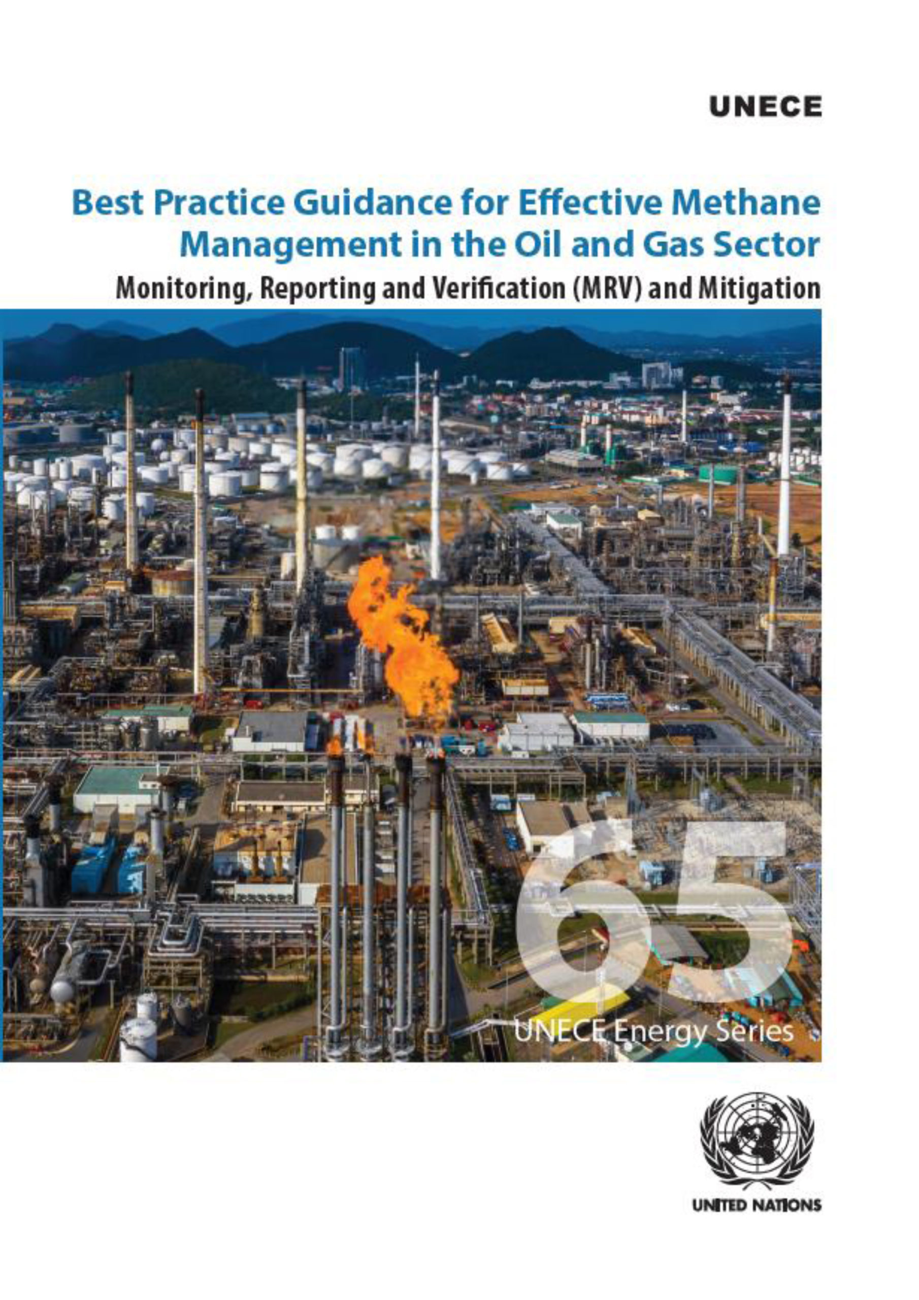 Best Practice Guidance for Effective Methane Management in the Oil and Gas Sector
